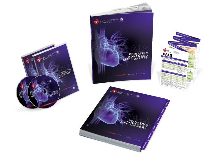 PALS Instructor Package with DVDs