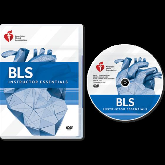 BLS Instructor Essentials Course DVD