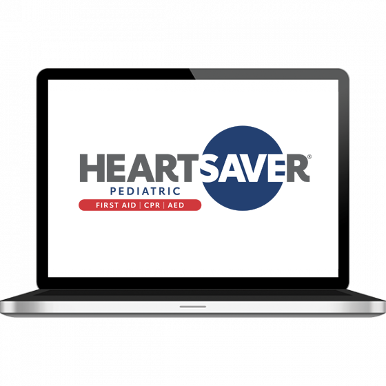 Heartsaver® Pediatric First Aid CPR AED Online