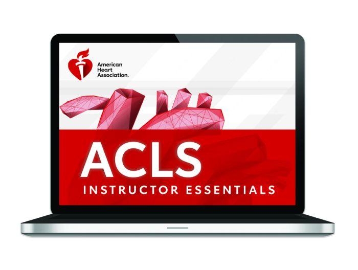 ACLS Instructor Essentials Online