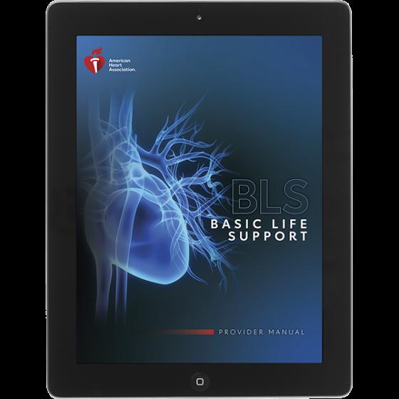BLS Provider Manual eBook