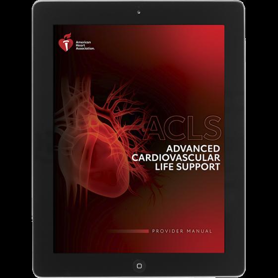 ACLS Provider Manual eBook