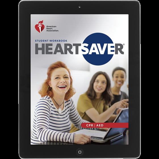 Heartsaver® CPR AED Student Workbook eBook