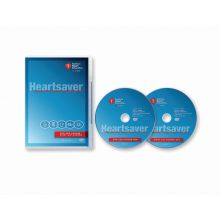 Heartsaver® Pediatric First Aid CPR AED DVD Set