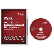Advanced Cardiovascular Life Support/Advanced Cardiovascular Life Support for Experienced Providers (ACLS/ACLS EP) Instructor Essentials Course DVD