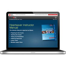 Heartsaver® Instructor Essentials Online