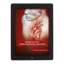 Libro del instructor de SVCA/ACLS en versión electrónica