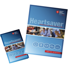 Spanish Heartsaver FA CPR AED Student Workbook