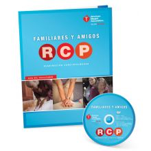 Spanish Family & Friends CPR DVD W/Facilitator Guide