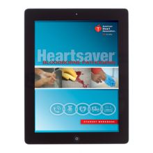 Heartsaver® Bloodborne Pathogens Student Workbook eBook